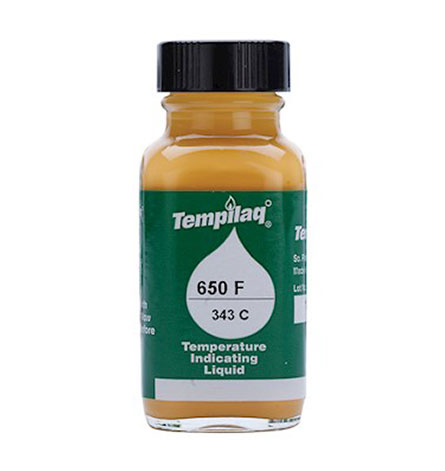 Tempil Temperature Indicating Liquid
