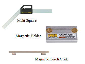 Sumner Mul-T-Square_Magnetic Holders_Torch Guide