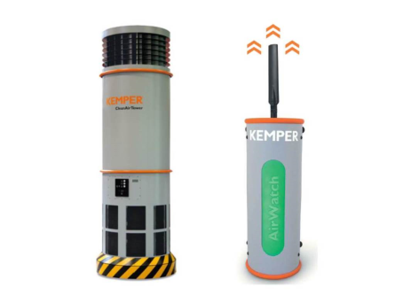 Kemper Clear Air Tower and Air Watch